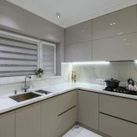 Qual persiana colocar na cozinha?